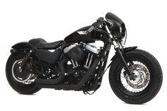 XL1200X カスタムバイク|スポーツスターのカスタムコンプリート車両をご紹介。 ハーレーカスタムのご相談は【イージーライダース】