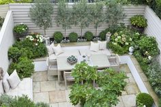 Tiny Garden Ideas Small Garden Design Ideas Garden Design Ideas Photos For Small Gardens Shining Inspiration On Home Small Modern Small Front Garden Ideas Uk Small Courtyard Gardens, Small Courtyards, Terrace Garden, Garden Spaces, Small Gardens, Outdoor Gardens, Walled Garden, Modern Gardens, Court Yard Garden Ideas