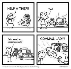 grammar police (see what I did there?)