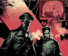Kroenen screenshots, images and pictures - Comic Vine Hellboy Kroenen, Dark Fantasy, Fantasy Art, Comic Character, Character Design, Mike Mignola Art, Cthulhu Art, Black Ops Zombies, Strange Things Are Happening