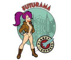 Futurama fan art 31 by bear-bm