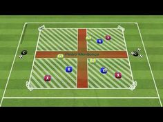 Transition Game with 3 teams of 3 players - Aidy Boothroyd - YouTube