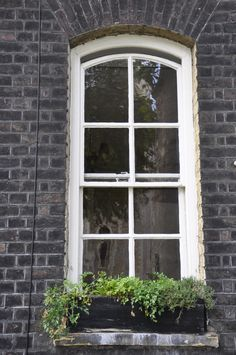 Pretty window in England