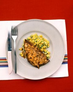"""See the """"Pork Tenderloin with Mustard Sauce"""" in our Quick Pork Recipes gallery"""