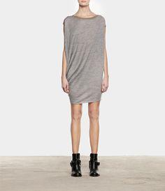Dita Dress, AllSaints Spitalfields