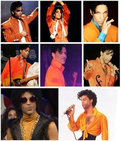 Gorgeous in every color. #Prince Orange