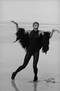 Naomi Campbell in Pour Toi and Marco Cavallo, 1988 / Peter Lindbergh. 1988. Costume Institute. #fashion #naomicampbell