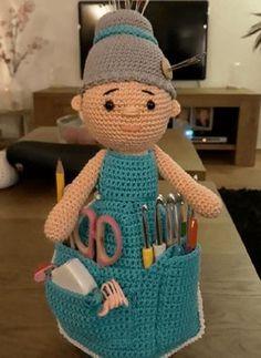 Crochet Dolls, Crochet Hats, Crochet Rabbit, Amigurumi Doll, Pin Cushions, Knitting Projects, Crochet Patterns, Sewing, Craft