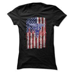 American Flag Nurse T-Shirt  T Shirt, Hoodie, Sweatshirt