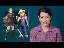 The raging controversy kicked off by Anita Sarkeesian's Kickstarter to examine female tropes in video gaming has debuted today...and the world hasn't ended. This first installment explores how the Damsel in Distress became one of the most widely used gendered cliche in the history of gaming and why the trope has been core to the popularization and development of the medium itself. Sarkeesian explains in part one, reviewing video games of the past thirty years: