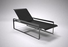 Chaise by Vincent van Duysen, for Tribù