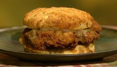 the chew | Recipe  | Emeril's Chicken And Biscuits With Redeye Gravy