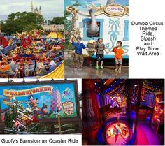 Walt Disney World, New Fantasyland, Magic Kingdom , Florida