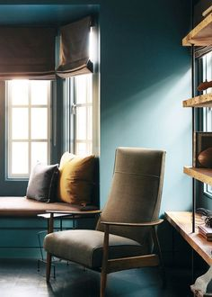 As you find yourself dreaming up home décor ideas to refresh your space, turn to these expert-approved living room paint colors. Room Paint Colors, Paint Colors For Living Room, Trending Paint Colors, Living Room Green, Living Rooms, Green Rooms, Green Walls, Living Spaces, Color Trends