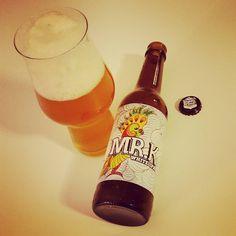 Mr. K White IPA von der @buddelship_brauerei #craftbeer #kiel #hamburg #buddelship #whiteipa #indiapaleale #ipa #witbier #beerlove #beerporn #beergasm #beergeek #beernerd #beerstagram #instabeer #beer #drinkcraft #craftbeerlife #craftbeerporn #cheers