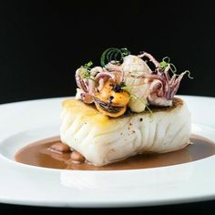 Gorgeous dish submitted via chefsroll@instagram.com - by @chefriccardobilotta #chefsroll #rollwithus