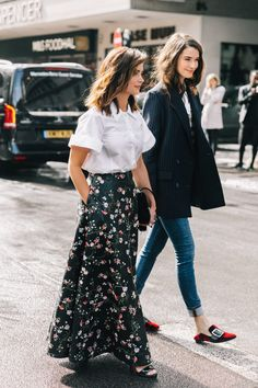 London SS18 Street Style III | Collage Vintage