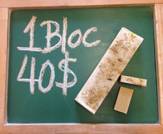 Articles similaires à Bloc savon / soap Argile sur Etsy Savon Soap, Etsy, Boutique, Handmade Gifts, Unique Jewelry, Boutiques