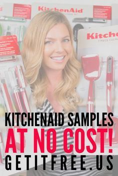 Is there still space in your kitchen? If so, this offer is perfect for YOU! We have no space in our warehouse, so we need to clear out our KitchenAid samples ASAP. Click the image to redeem your free sample today! Free Stuff By Mail, Get Free Stuff, Free Things, Good Things, Creative Things, Money Saving Tips, Making Ideas, Cleaning Hacks, Frugal