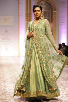 Ashima and Leena- India Bridal Fashion Week 2013