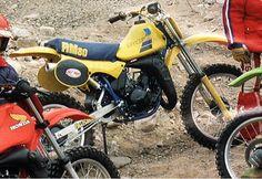 Suzuki RM80 X 1984
