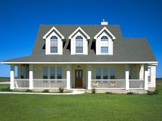Charming country home - plan 111D-0014 - houseplansandmore.com