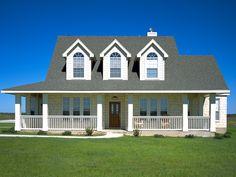 Charming country home - plan 111D-0014 - houseplansandmore.com