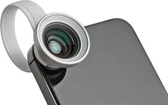 Линза DEFENDER Lens 2 in 1 макро + широкий угол (для смартфонов и планшетов) (Арт.29999)