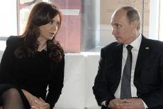 El Papa, Putin, la ONU y la Cumbre del G20 son parte de la intensa agenda de la Presidenta en 2015 - Télam - Agencia Nacional de Noticias