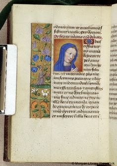 Book of Hours, MS M.6 fol. 150v - Images from Medieval and Renaissance Manuscripts - The Morgan Library & Museum
