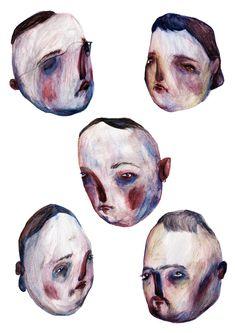 Family Portraits - Daniel Jamie Williams