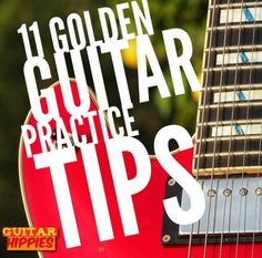 These are the BEST guitar practice tips that will put you far ahead of the competition and will get the most out of every practice sesh. Have fun!
