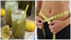 Hvordan lage en grønn te-limonade for å miste kilo og redusere tiltak Health Diet, Health Fitness, Green Tea Lemonade, How To Make Greens, Reduce Belly Fat, Free Personals, Want To Lose Weight, Weight Loss Tips, Veronica