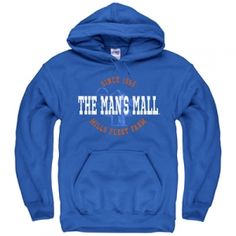 Find the Mills Fleet Farm The Man's Mall Hoodie - Royal by Mills Fleet Farm at Mills Fleet Farm.  Mills has low prices and great selection on all Sweatshirts.