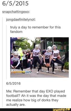 6/5/2015 Remember it... --- I think EXO-Ls should make a holiday of it next year^.^