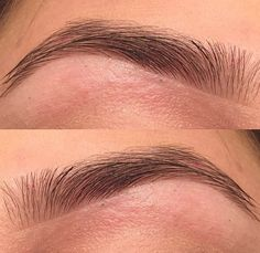 Best Way To Shape Eyebrows Makeup Looks 2017, Day Makeup Looks, Eyebrows Goals, Eyebrows On Fleek, Shape Eyebrows, Tweezing Eyebrows, Threading Eyebrows, Face Threading, Perfect Eyebrow Shape