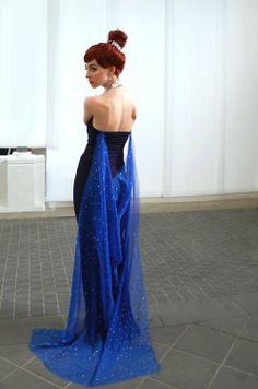 Anya Opera Dress (back)
