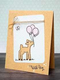 Cute cute card by laura williams, featuring Avery Elle's Storybook stamps!
