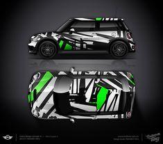 Design consept #1 Mini Cooper S for sale