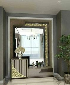 Decor, Furniture, Bedroom Bed, Oversized Mirror, Home Decor, Bed, Mirror