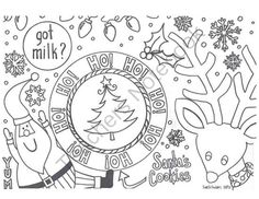 Kids Can Color - Free Printable Coloring Pages Placemat   Pinterest ...