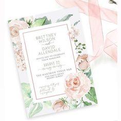 Wedding Invitations, Marriage, Flowers, Instagram, Valentines Day Weddings, Wedding Invitation Cards, Weddings, Mariage, Royal Icing Flowers