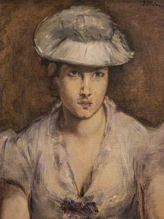 Édouard Manet - part 7 Edouard Manet, Pierre Auguste Renoir, Camille Pissarro, Paul Gauguin, Mary Cassatt, Joan Mitchell, Monet, Julie Manet, Francisco Goya
