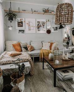 Living Room Decor, Living Spaces, Bedroom Decor, Bedroom Ideas, Bedroom In Basement Ideas, Cozy Living Room Warm, Stylish Home Decor, Diy Home Decor, Living Room Inspiration