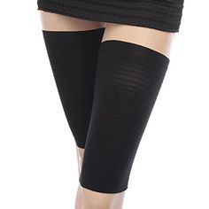 8757fc6c76edd Lelantus Sport Fitness Leg Thigh Slimming Shaper Support Protector      Click on the image