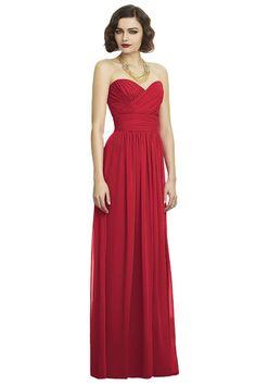 Red Bridesmaid Dresses | Weddington Way
