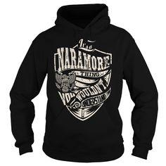 Its a NARAMORE Thing (Eagle) - Last Name, Surname T-Shirt