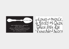I want this business card!!!!!