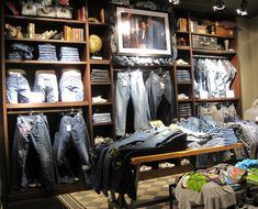 clothing retail merchandising images | Author: steph