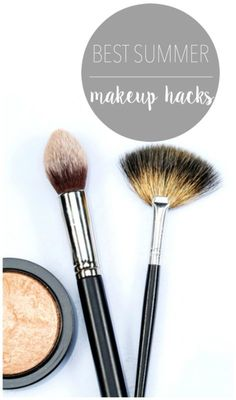 """This season try the """"less is more"""" approach to your makeup regimen. Why bother with heavy, pore clogging winter-time makeup when you have so many choices that will actually help your skin, and keep your face looking fresh? Read on as eBay shares some incredible makeup hacks to help you step into spring with style!"""